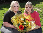 North West Evening Mail 'Bouquet of the week'