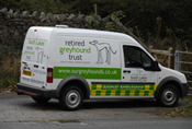 South Lakes RGT van